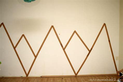 Kinderzimmer Wand Berge by Wie Wir Dem Kinderzimmer Einen Skandinavischen Stil