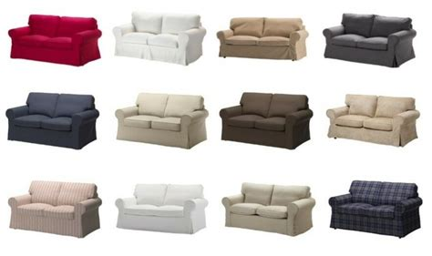 Ektorp Loveseat Cover by Ikea Ektorp Loveseat Cover Different Colors Ebay
