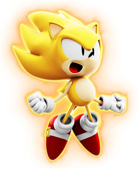 Tyson Super Sonic by BlueParadoxYT   Sonic, Classic sonic ...