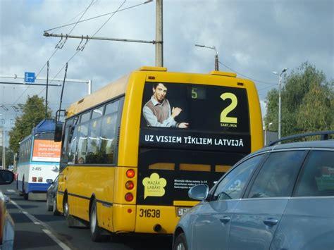 Vai 2. autobusa vadītājs sajucis prātā? (FOTO) / Mix.lv ...