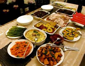 Happy Thanksgiving Dinner Ideas & Recipes Science and