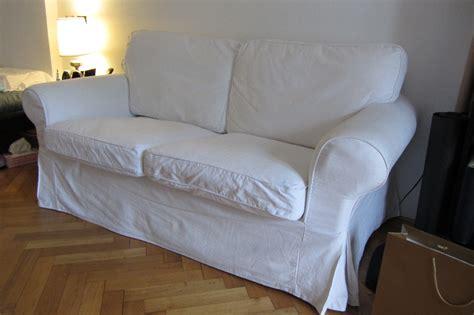 Ikea Weißes Sofa by Wei 223 Es Sofa Ikea Ektorp Sitzer Sehr Guter Zustand In