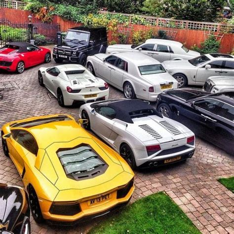 One Instagram Rich Kid's Cool Car Collection (51 Pics