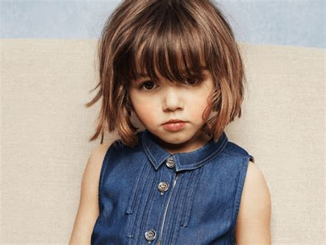 10 attractive haircuts for your baby girl babygogo