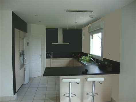 cuisine mur en mur de cuisine cuisine couleur mur de cuisine plage style