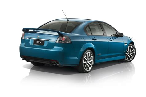 2012 Holden Commodore Gets Cosmetically Enhanced ...