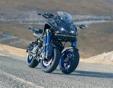 moto a2 2018 nouveaut 233 2018 la moto 224 3 roues yamaha niken en vid 233 o moto journal