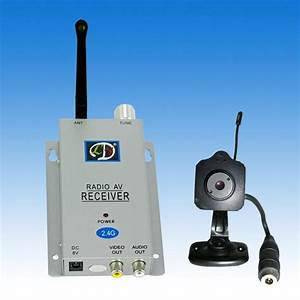 Camera De Surveillance Sans Fil : mini cam ra avec r cepteur ~ Dailycaller-alerts.com Idées de Décoration