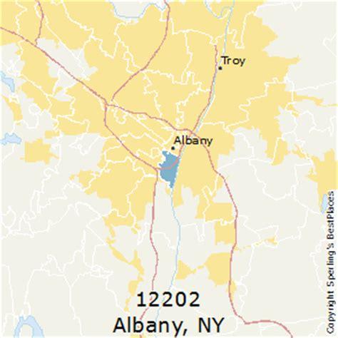 places    albany zip   york