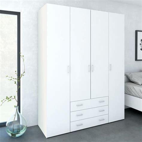 grande armoire de chambre pas cher armoire penderie portes coulissantes faible profondeur tour