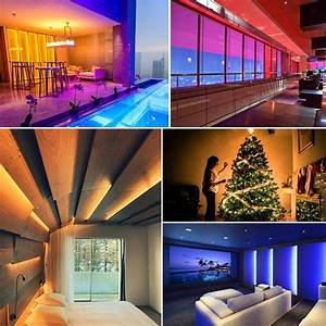 Top 10 Best Led Strip Lights In 2020 Reviews