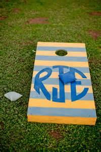 Wedding Designs Cornhole Board Games