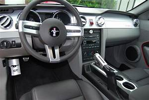 Interior Mods added to 2008 GT - Ford Mustang Forum