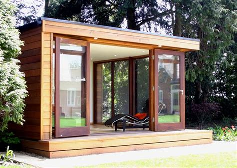 Modern Tiny House, Lots Of Windows And Back Yard On Pinterest