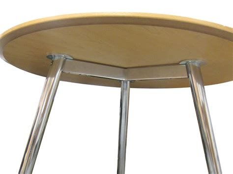 table ronde de bureau table design ronde 120 cm adopte un bureau