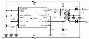 Rs232 Power Supply Circuit Diagram World