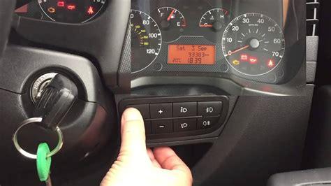 front passenger airbag de activiation activation