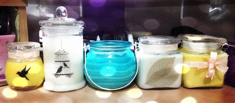 Candles For Home Decor: DIY – Home-made Candles