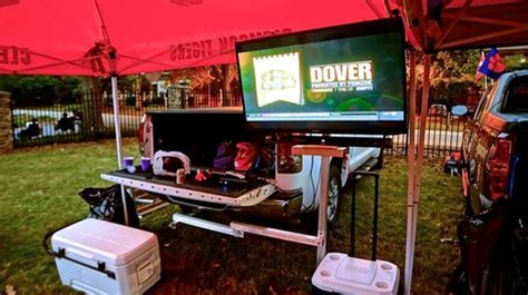 tailgating tv stand  storenvy