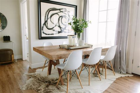 16 Astonishing Scandinavian Dining Room Designs You're