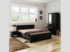 Spacewood Carnival Bedroom Set Queen Bed+ Wardrobe with