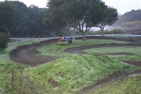 Looking For Help With Building Motocross Track San Jose
