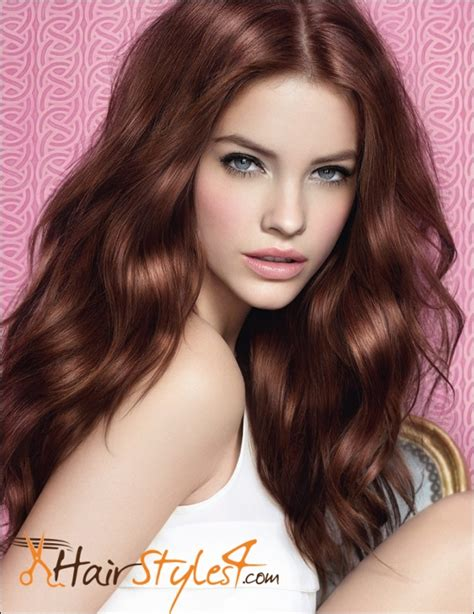 what color goes with brown what hair color goes with brown hairstyles4
