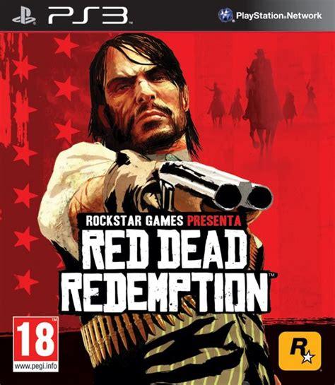 Red Dead Redemption Para Ps3 3djuegos