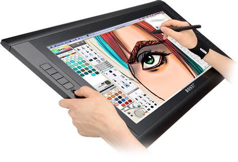 graphics tablet bosto hdx wacom cintiq alternative