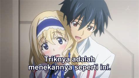 nonton anime infinite stratos 2 sub indo infinite stratos season 2 episode 10 sub indo anime