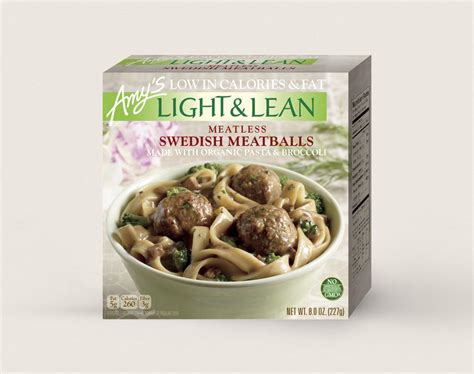 S Light And Lean by S Kitchen S Light And Lean Meatless Swedish