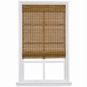 custom cordless bamboo and jute rope roman shade jcpenney With cordless roman shades clearance