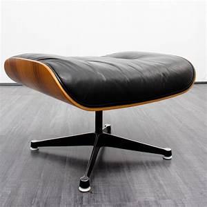 Fauteuil Charles Eames : charles eames fauteuil fauteuil charles eames cuir noir ~ Melissatoandfro.com Idées de Décoration