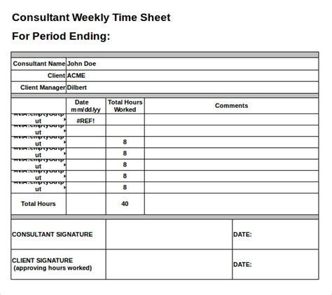 excel timesheet templates  sample