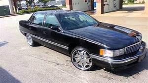 1995 Cadillac Deville 4 9 20 Inch Rims