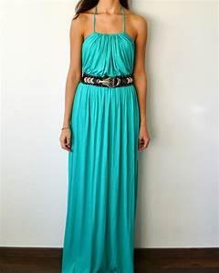 Robe Longue Style Boheme : robes longues boheme ~ Dallasstarsshop.com Idées de Décoration