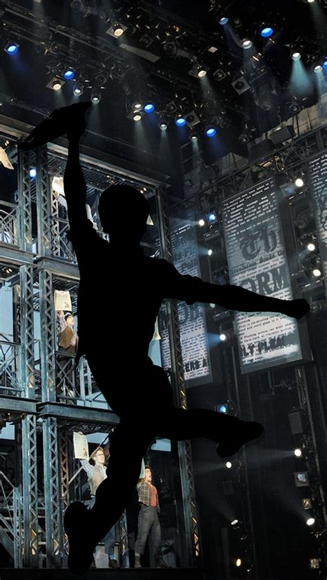 See more ideas about musicals, musical theatre, theatre kid. Broadway Backgrounds | Newsies, Musical wallpaper, Theatre life