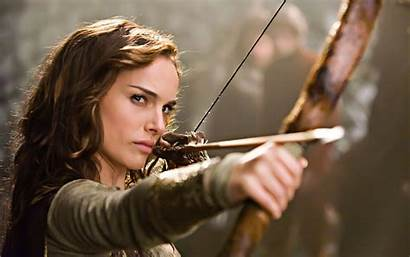 Natalie Portman Highness Wallpapers Isabel Actress Archery