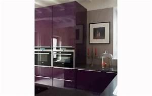 Cuisine Couleur Aubergine : awesome deco couleur taupe cuisine contemporary design ~ Premium-room.com Idées de Décoration