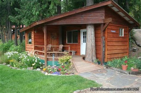 waterfront cabin rentals in enchanting waterfront cabin sandpoint idaho clark