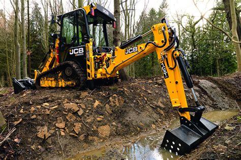 compact track backhoe loader  tonne backhoe excavator