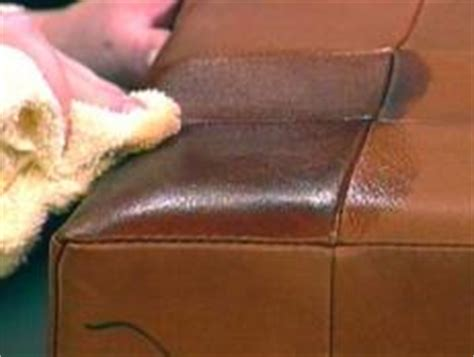 tips  cleaning protecting leather diy