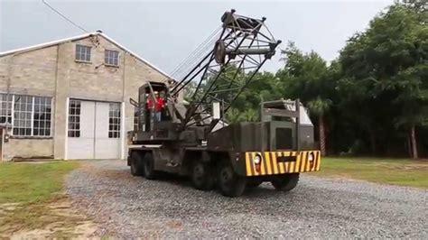 1979 P&h 430 Atc 35 Ton Truck Crane, Crane Operating