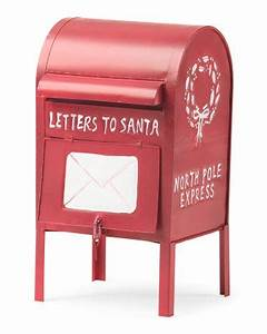 the 25 best santa mailbox ideas on pinterest post box With mailbox for letters to santa