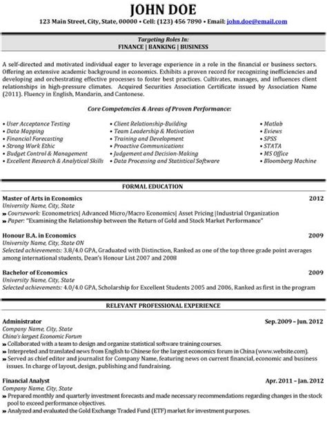 Financial Analyst Resume Template Free by Pin By Leidy Cortazar On Cv Business Resume Template