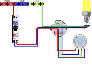 Detecteur De Fil Electrique : d tecteur de mouvement myeleec site et forum d ~ Dailycaller-alerts.com Idées de Décoration