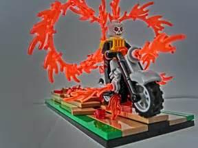 Ghost Rider LEGO Mocs