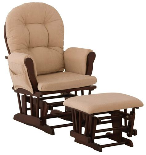 Glider Rocker Ottoman Only by No Tax New Stork Craft Bowback Hoop Glider With Ottoman