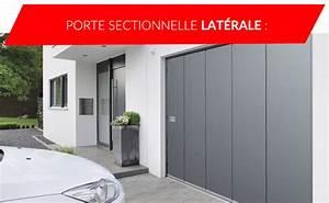 Porte De Garage Sectionnelle Latérale : porte de garage li ge sectionnelle enroulable basculante ch ssis no l ~ Melissatoandfro.com Idées de Décoration