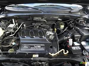 2002 Ford Escape Xlt V6 4wd 3 0 Liter Dohc 24